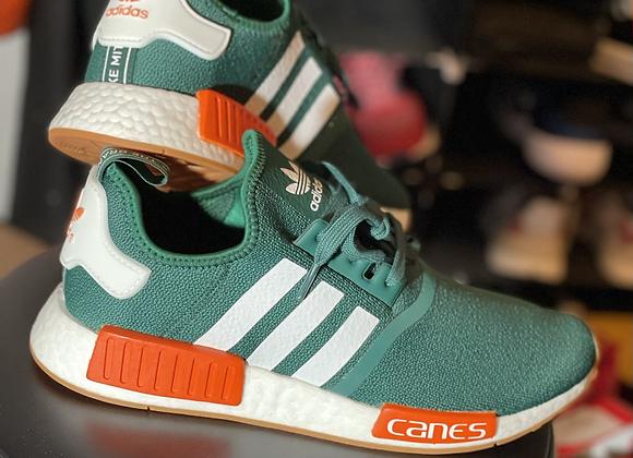 "Adidas NMD UM ""The Green Pair"""