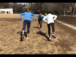 Running Academy Tokyo - February 2019