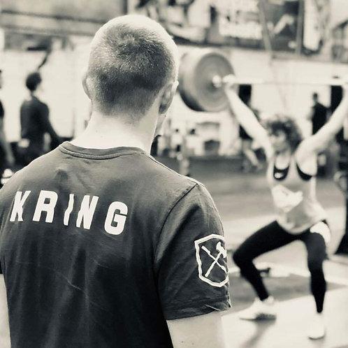 Olympisk vægtløftnings workshop