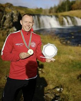 Nordic champion 2018 - 77kg class. Best