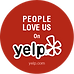 80Twenty's Yelp Reviews