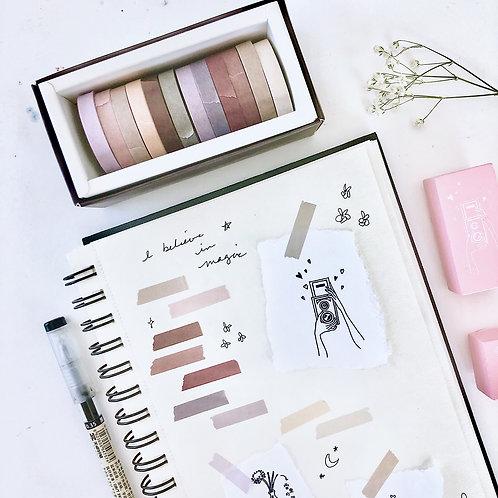 Nude Palette Washi Set