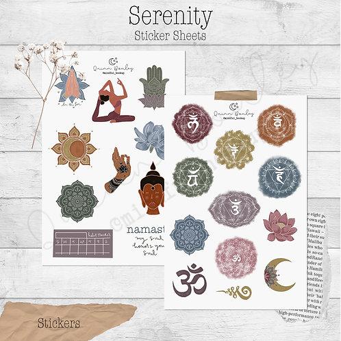 Serenity Stick Sheets
