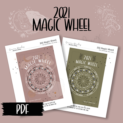 2021 Magic Wheel