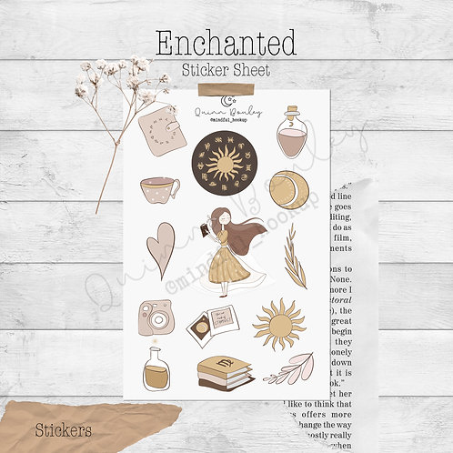 Enchanted Stickers