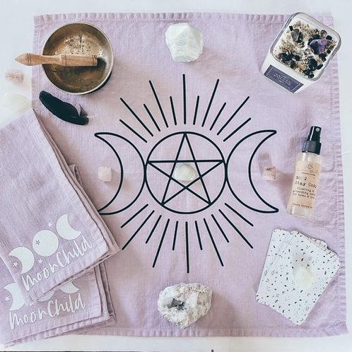 Altar & Tarot Cloth  / Tea Towel
