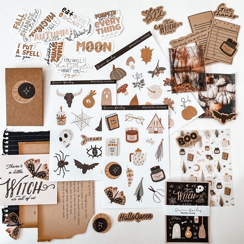 Enchanted Autumn Mini Kit