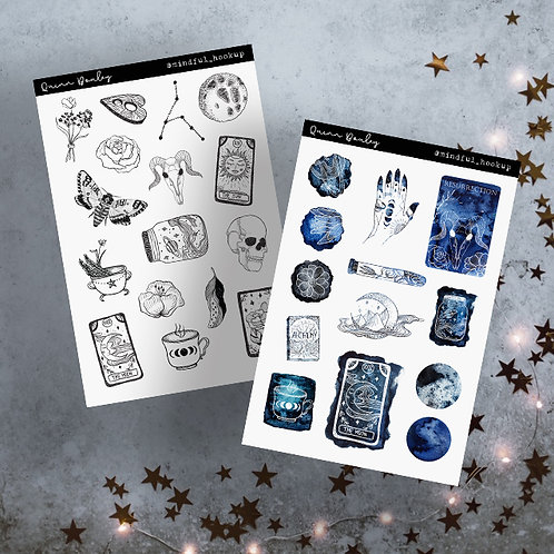 Mystic Stickers