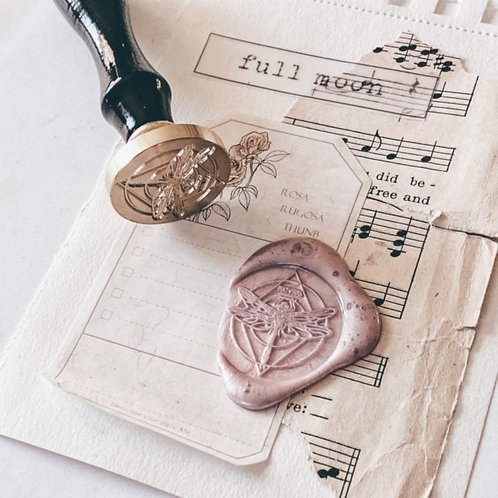 Dragonfly Wax Seal Stamp