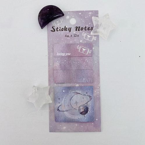 Celestial Sticky Notes