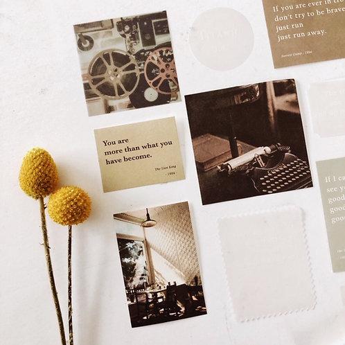 A Good Story Ephemera Pack