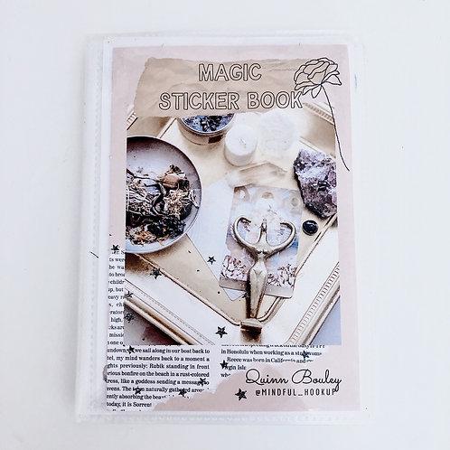 Magic Sticker Book