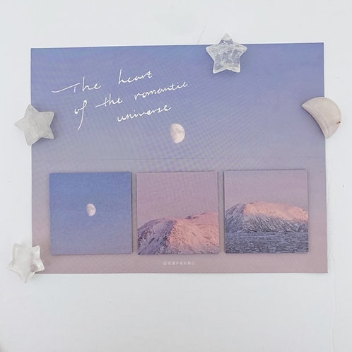 Moonrise Sticky Notes