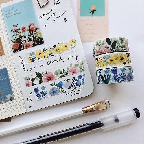 Spring Washi Set