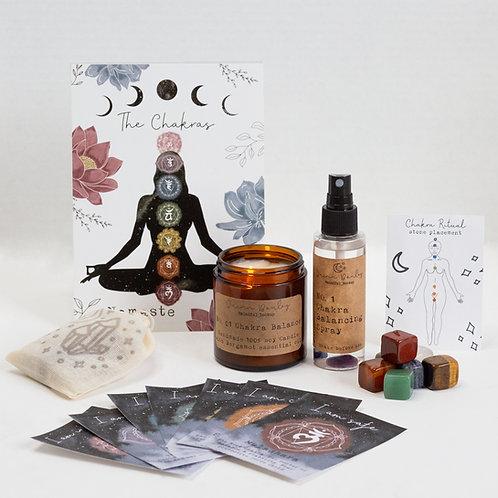 Chakra Balance Ritual Kit