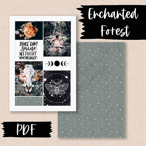 Enchanted Forest Dashboard