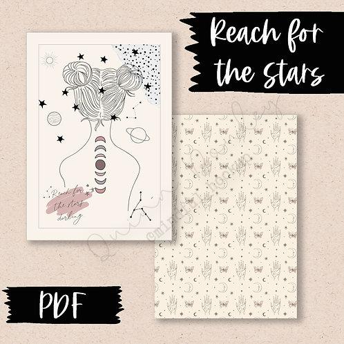 Reach for the Stars Dashboard