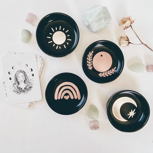 Black Altar Catchall Dish