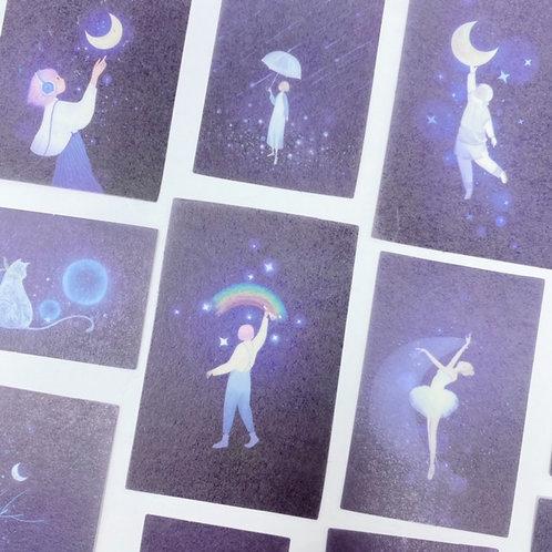 Dream World Lifestyle Stickers