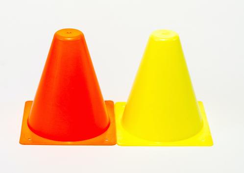 "6"" Cones"