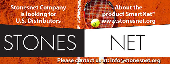 Tennis Club Business Stones Net