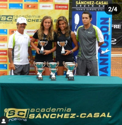 Tennis Club Business Victor Hugo Camargo