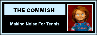 Tennis Club Business The Commish