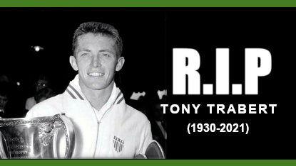 Tennis Club Business Tony Trabert