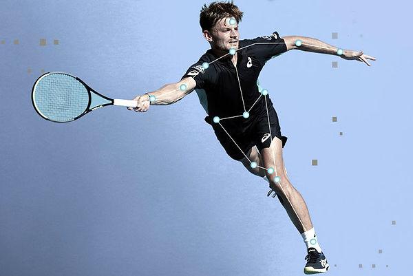 Tennis Club Business Sprongo David Goffin