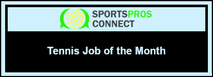 Tennis Club Business SportsProsConnect