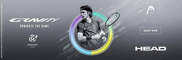 Head Gravity Tennis Racquet