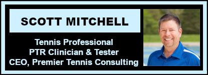 Tennis Club Business Scott Mitchell