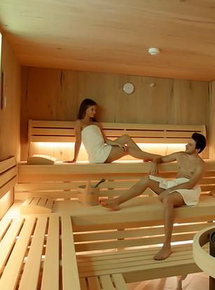 La versatilità della sauna finlandese tra pubblico e privato