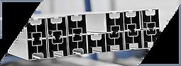 profili alluminio su disegno