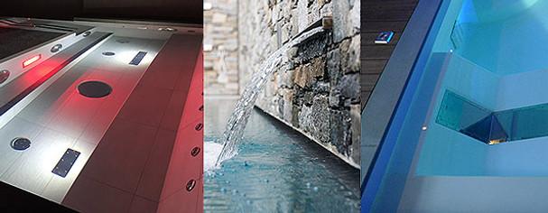 giochi d'acqua mirani piscine
