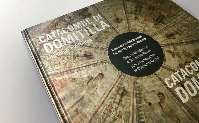 Catacombe di Domitilla. Restauri nel tempo