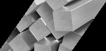 Barre quadre Ocat Alluminio