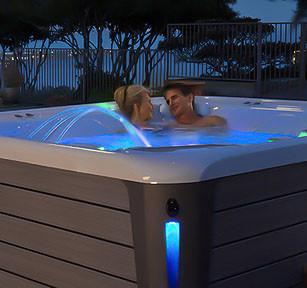 Le vasche idromassaggio Hotspring