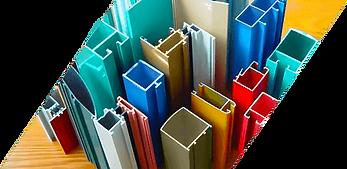 profili anodizzati colorati