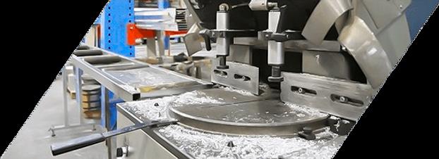Taglio alluminio