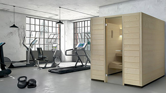 Sauna classica Gym