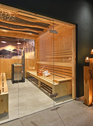 Il design incontra il rigore della sauna classica