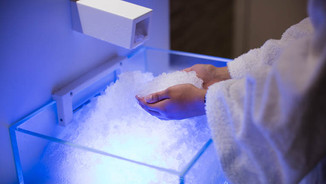 Ice fountain Home SPA