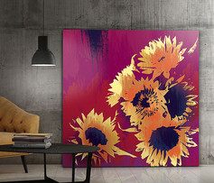 Lapisnoir Botanical Sunflowers.jpg