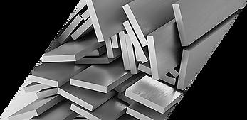 Barre piatte Ocat Alluminio