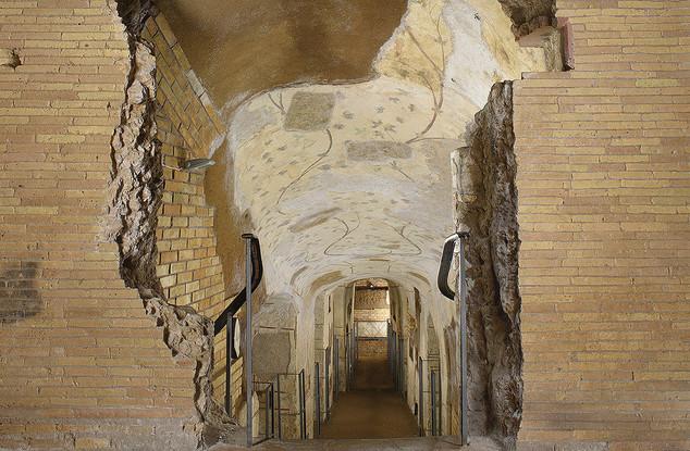 Catacombe di Domitilla, Roma