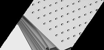 Lamiere forate Ocat Alluminio