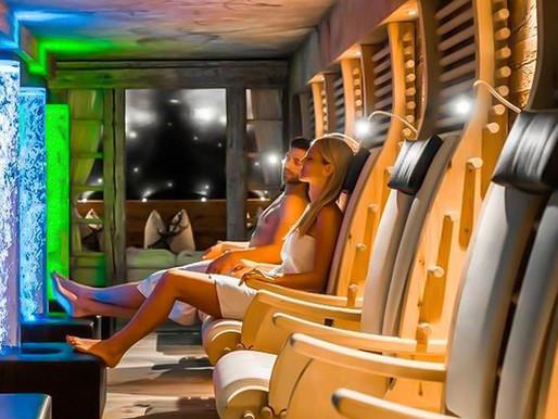 Scopri come eliminare lo stress con la sauna infrarossi Physiotherm
