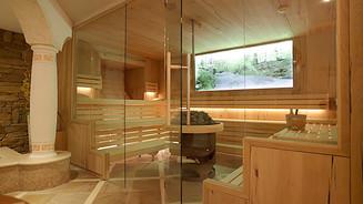 Sauna finlandese Hotel