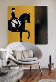 Horselove Dressage in yellow.jpg